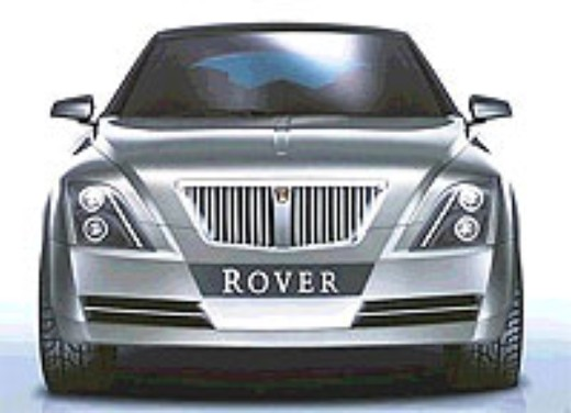 MG Rover – Rover TCV
