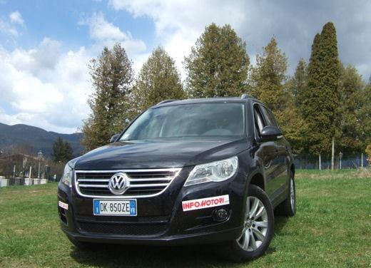 Volkswagen Tiguan – Long Test Drive
