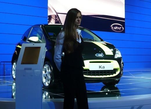 Ford nuova Ka - Foto 26 di 28