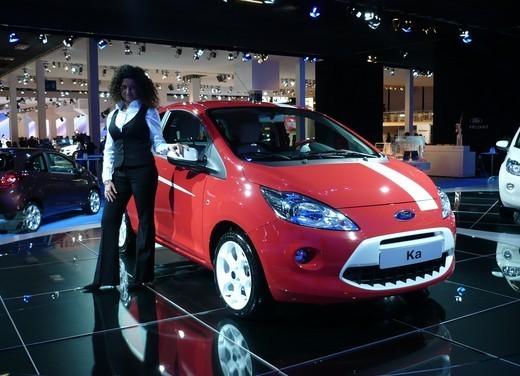 Ford nuova Ka - Foto 28 di 28