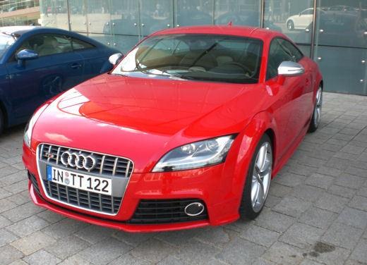 Audi TTS – Test Drive - Foto 2 di 32