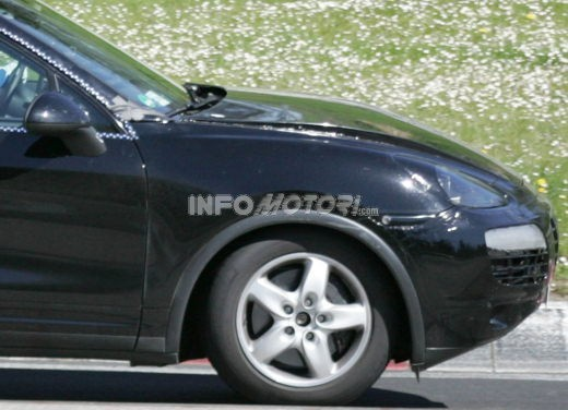 Nuova Porsche Cayenne - Foto 11 di 13