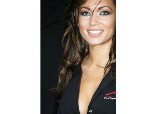 A1GP Regent Street Grid Girls - Foto 8 di 30