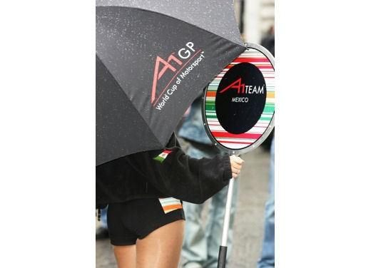 A1GP Regent Street Grid Girls - Foto 13 di 30