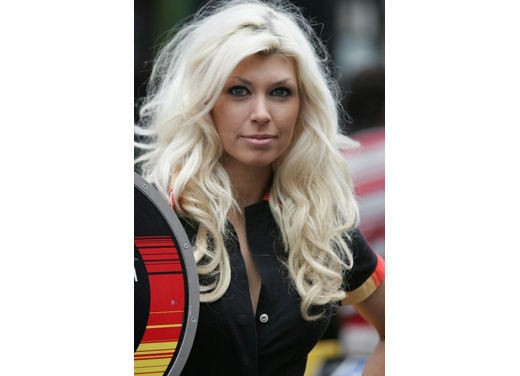 A1GP Regent Street Grid Girls - Foto 21 di 30