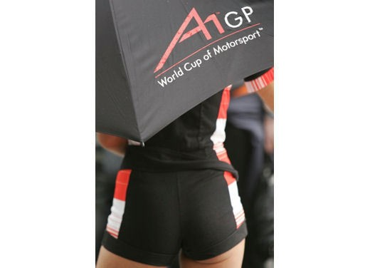 A1GP Regent Street Grid Girls - Foto 23 di 30