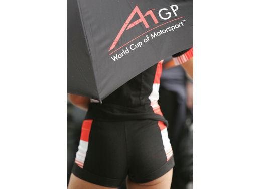 A1GP Regent Street Grid Girls - Foto 23 di 30