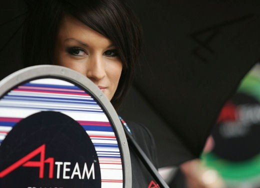 A1GP Regent Street Grid Girls - Foto 25 di 30
