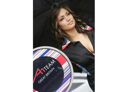 A1GP Regent Street Grid Girls - Foto 28 di 30