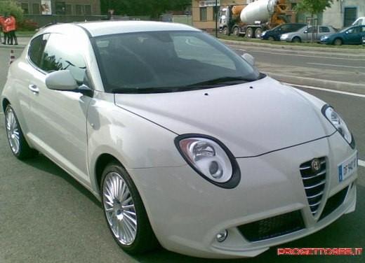 Alfa Romeo Mito su strada - Foto 2 di 14