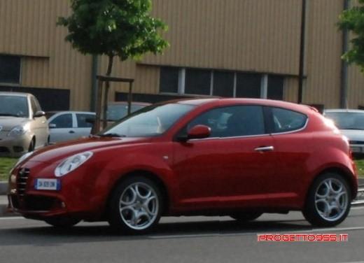 Alfa Romeo Mito su strada - Foto 9 di 14