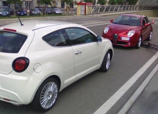 Alfa Romeo Mito su strada - Foto 5 di 14