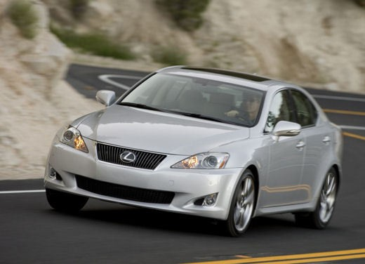 Lexus IS250 – Long Test Drive - Foto 38 di 41