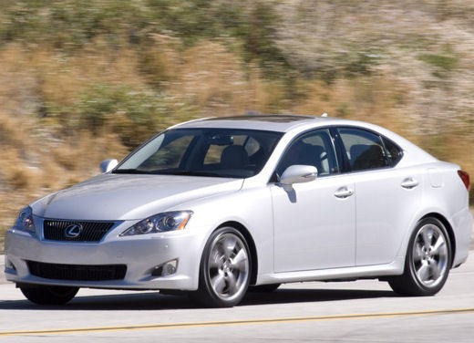 Lexus IS250 – Long Test Drive - Foto 39 di 41