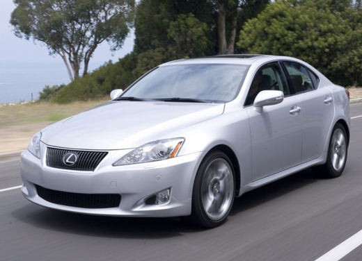 Lexus IS250 – Long Test Drive - Foto 41 di 41