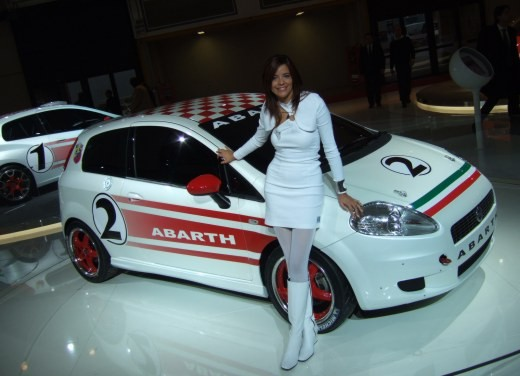 Girls – Motor Show Bologna 2007 2 - Foto 62 di 99