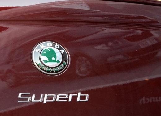 Skoda nuova Superb – Test Drive - Foto 20 di 22