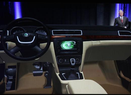 Skoda nuova Superb – Test Drive - Foto 4 di 22