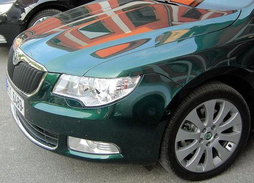 Skoda nuova Superb – Test Drive - Foto 10 di 22