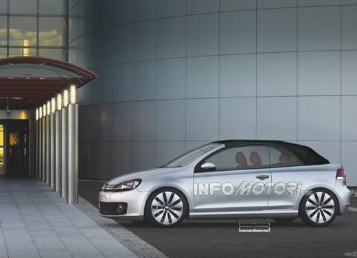 Nuova Volkswagen Golf Cabrio - Foto 6 di 9