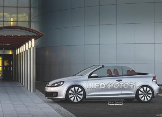 Nuova Volkswagen Golf Cabrio - Foto 8 di 9