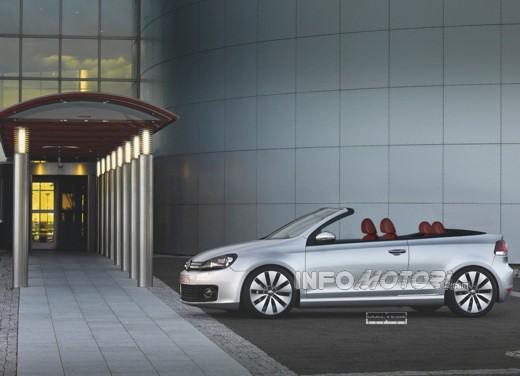 Nuova Volkswagen Golf Cabrio - Foto 9 di 9
