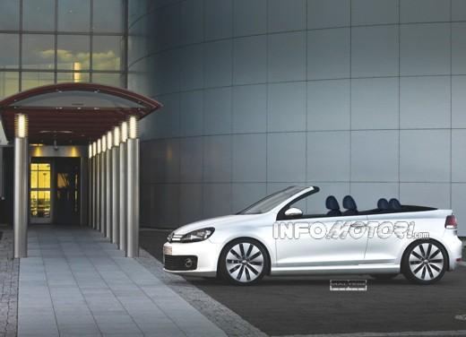 Nuova Volkswagen Golf Cabrio - Foto 2 di 9