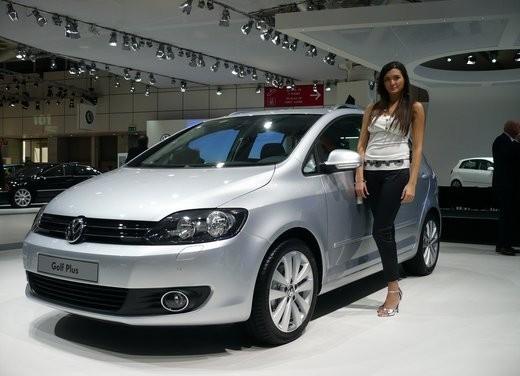 Nuova Volkswagen Golf 6 Plus offre lo spazio di una monovolume la qualità Golf - Foto 6 di 28