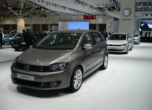Nuova Volkswagen Golf 6 Plus offre lo spazio di una monovolume la qualità Golf - Foto 11 di 28