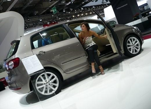 Nuova Volkswagen Golf 6 Plus offre lo spazio di una monovolume la qualità Golf - Foto 13 di 28