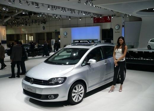 Nuova Volkswagen Golf 6 Plus offre lo spazio di una monovolume la qualità Golf - Foto 7 di 28