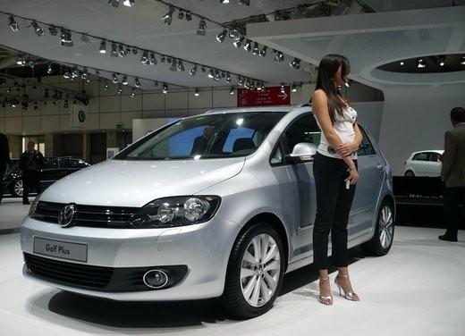 Nuova Volkswagen Golf 6 Plus offre lo spazio di una monovolume la qualità Golf - Foto 8 di 28