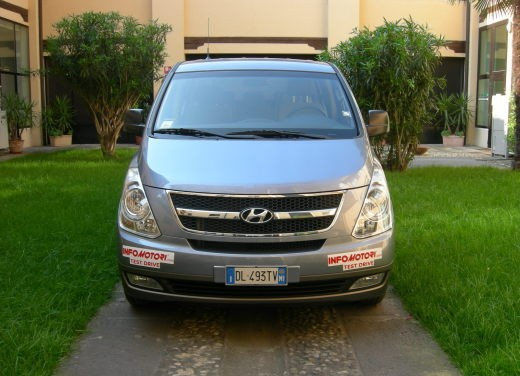 Hyundai H-1 – Long Test Drive - Foto 2 di 13
