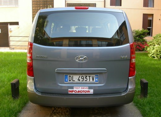 Hyundai H-1 – Long Test Drive - Foto 9 di 13