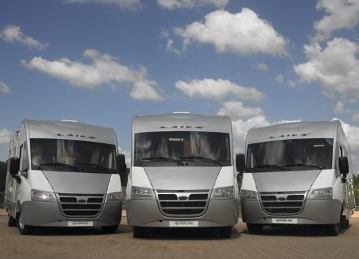 Immatricolazioni caravan e camper