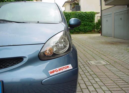 Toyota Aygo Sound – Long Test Drive - Foto 19 di 24