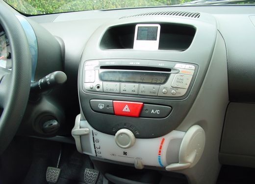 Toyota Aygo Sound – Long Test Drive - Foto 5 di 24