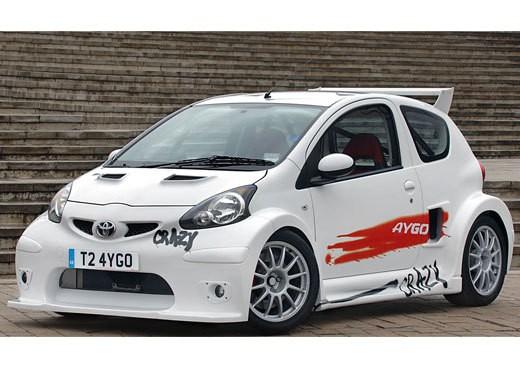 Toyota Yaris Crazy - Foto 8 di 17