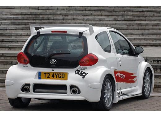 Toyota Yaris Crazy - Foto 9 di 17