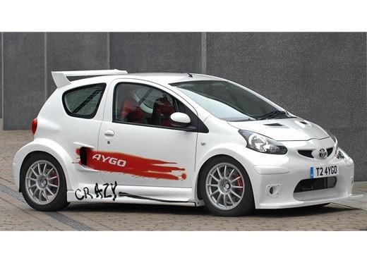 Toyota Yaris Crazy - Foto 11 di 17