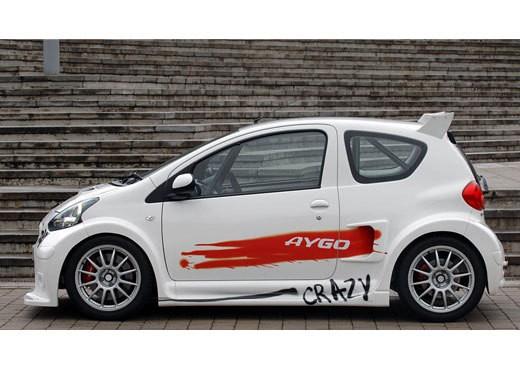 Toyota Yaris Crazy - Foto 12 di 17