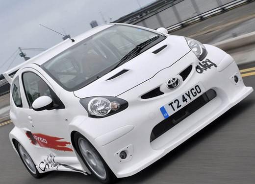 Toyota Yaris Crazy - Foto 2 di 17