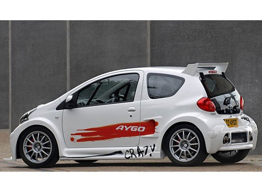 Toyota Yaris Crazy - Foto 7 di 17