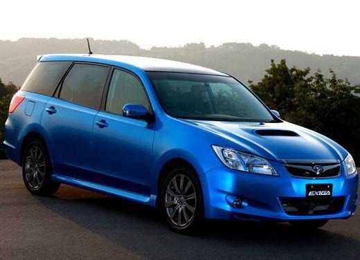 Ultimissime: Subaru Exiga - Foto 1 di 25