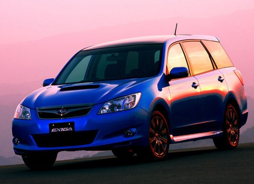 Ultimissime: Subaru Exiga - Foto 3 di 25