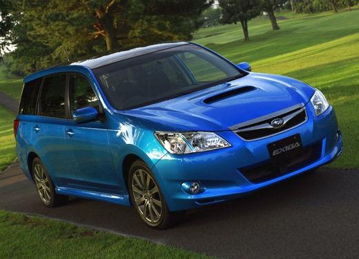 Ultimissime: Subaru Exiga - Foto 4 di 25