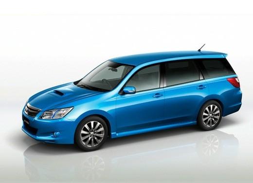 Ultimissime: Subaru Exiga - Foto 8 di 25