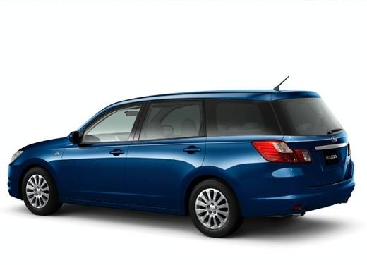 Ultimissime: Subaru Exiga - Foto 9 di 25