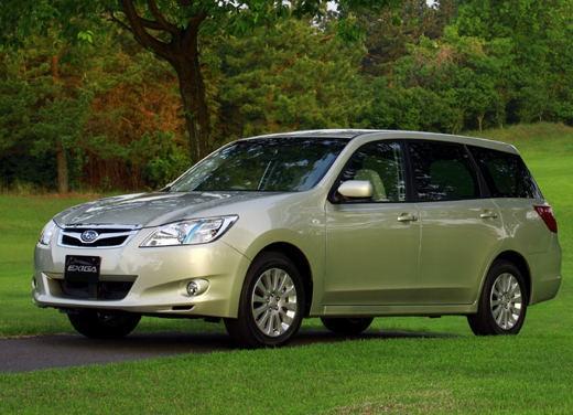 Ultimissime: Subaru Exiga - Foto 13 di 25