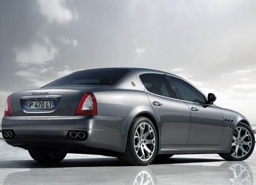 Nuova Maserati Quattroporte - Foto 14 di 16